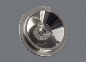 Nickel Skimmer Cone, ICAP Q - insert re ...